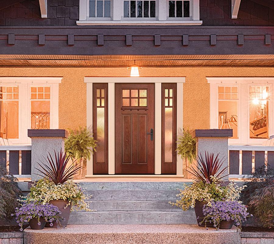 Entry Doors, Storm Doors, And More